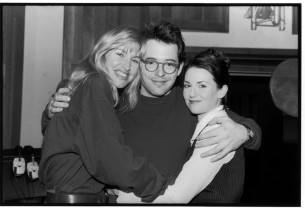 Luba Mason, Matthew Broderick and Megan Mullaly