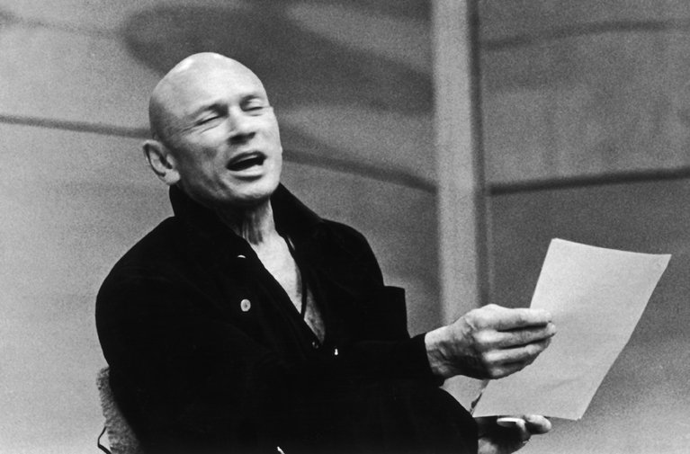 yul brynner photographer