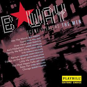 Broadway Scene Stealers - The Men