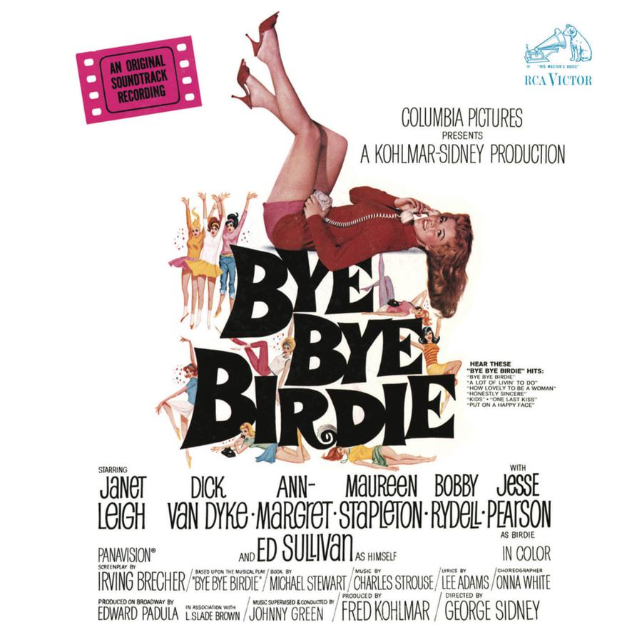 Bye Bye Birdie – 1963 Film Soundtrack