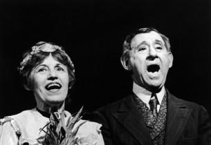 """A Pineapple"": Lotte Lenya and Jack Gilford"