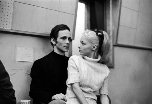 Joel Grey and Jill Haworth