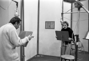 Richard Burton and Julie Andrews