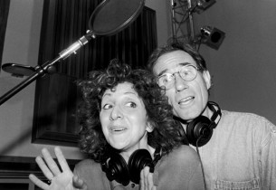 Andrea Martin and Jim Dale (Photo: Nick Sangiamo)