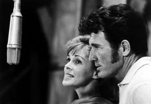 Eileen Christy and John Raitt