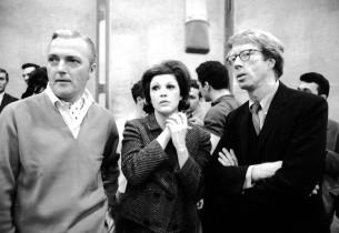 Jack Cassidy, Linda Lavin and Michael O'Sullivan