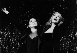 Ruthie Henshall and Ute Lemper (Photo: Max Vadukal & Catherine Ashmore)