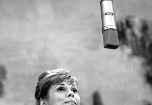 Eileen Christy (Photo: Henri Dauman)
