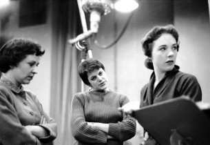 Alice Ghostley, Kaye Ballard and Julie Andrews