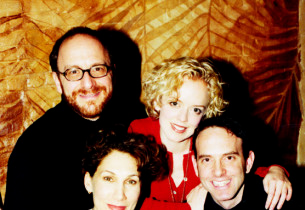 Lonny Price, Randy Graff, Nancy Kathryn Anderson and David Hibbard