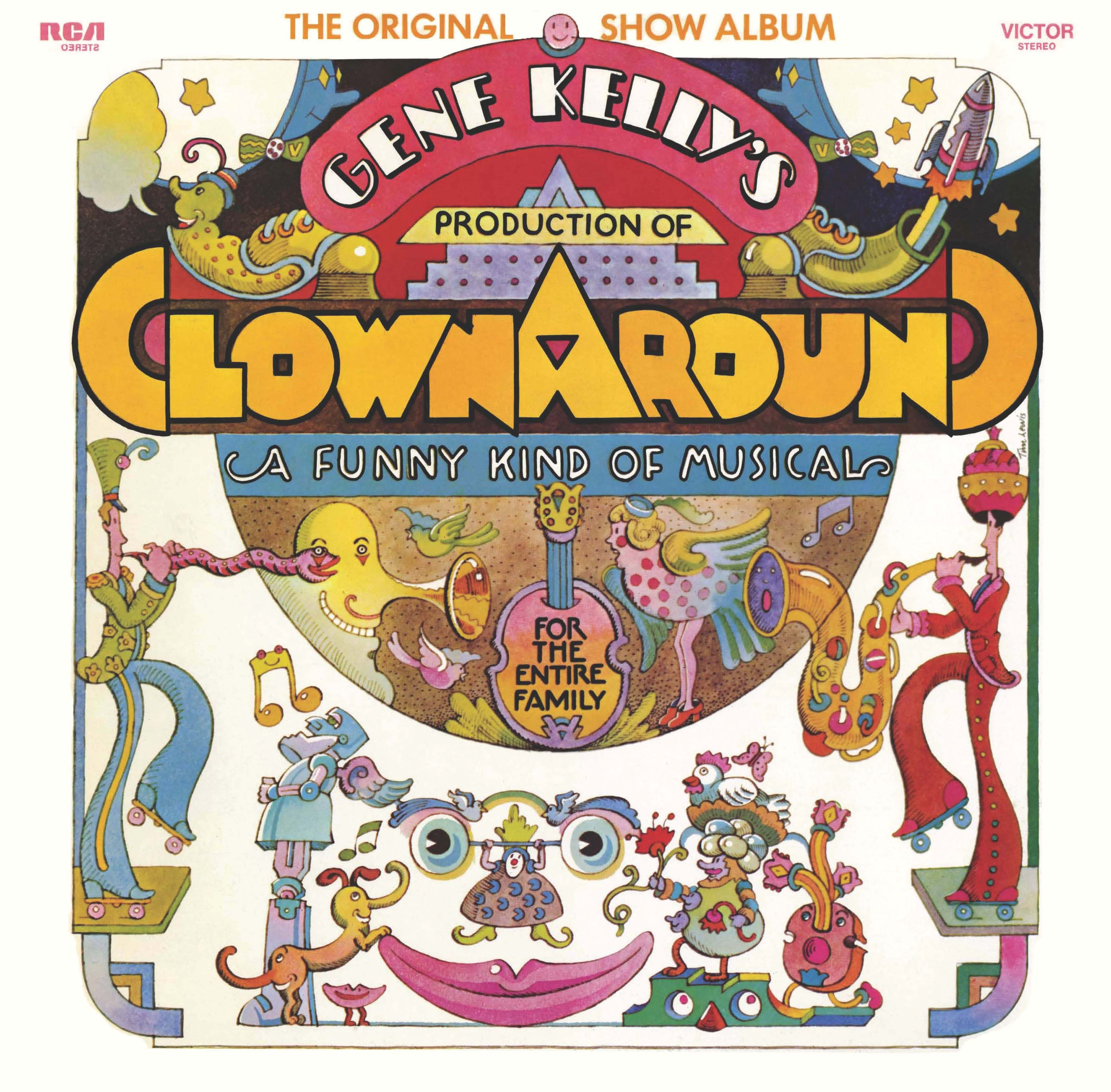 ClownAround – The Original Show Album 1972