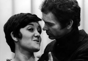 Marilyn Saunders and Dean Jones (Photo: Sandy Speiser)