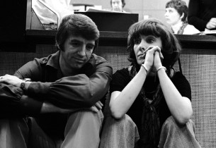 Steve Elmore and Beth Howland taking five (Photo: Sandy Speiser)
