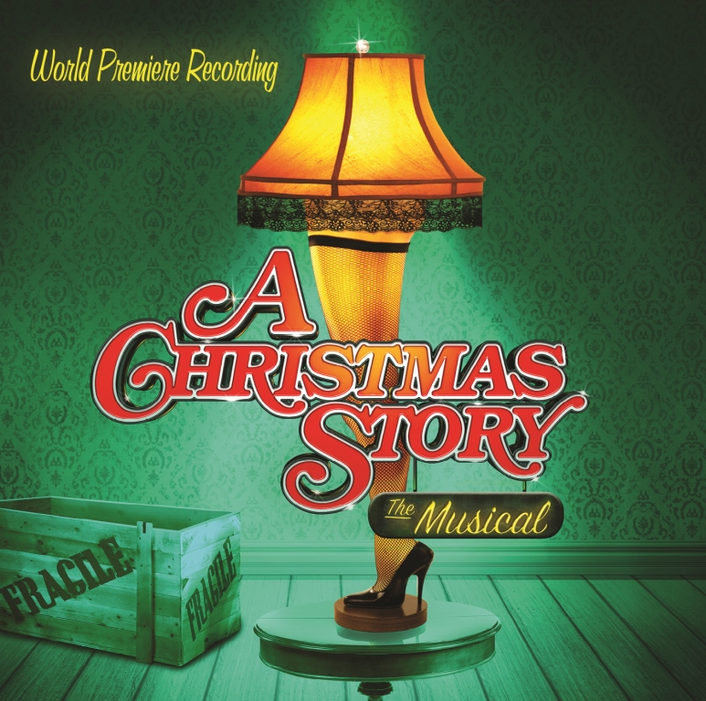A Christmas Story Musical.A Christmas Story The Musical World Premiere Recording
