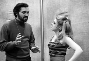 Hal Linden and Bernadette Peters (Photo: Sandy Speiser)