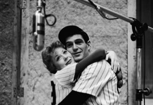Gwen Verdon & Stephen Douglass