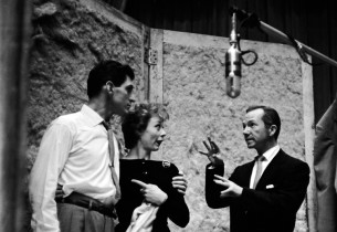 Stephen Douglass, Gwen Verdon & Ray Walston
