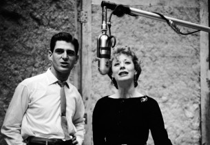 Stephen Douglass and Gwen Verdon