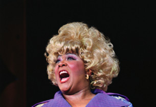 "Mary Bond Davis - ""Big, blonde and beautiful"""