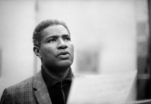 Ossie Davis (Photo: Irving Haberman)