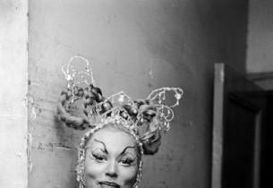 Joan Diener in costume as Lalume (Photo: Dan Weiner)