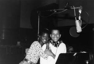 LaChanze and Jerry Dixon