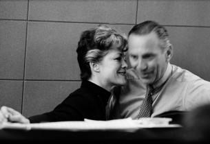 Carol Bruce and Goddard Lieberson