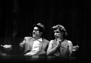 Phil Silvers & Nancy Walker
