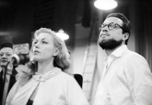 Joan Diener and Alfred Drake (Photo: Guy Gillette)