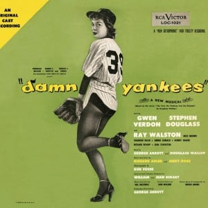 Damn Yankees – Original Broadway Cast Recording 1955