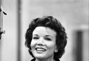First Lady Nanette Fabray