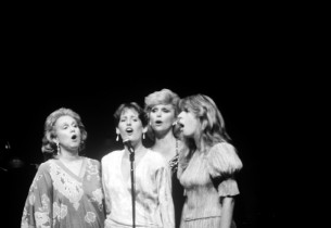 Barbara Cook, Liz Callaway, Lee Remick and Daisy Prince