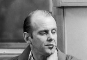 Director/choreographer Bob Fosse
