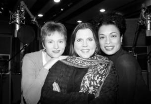 Jane Lanier, Ann Reinking, Valerie Pettiford