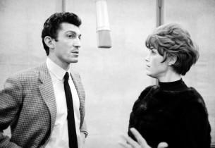Sergio Franchi and Elizabeth Allen