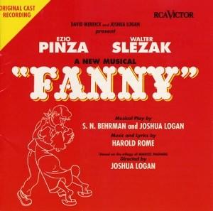 Fanny – Original Broadway Cast Recording 1954