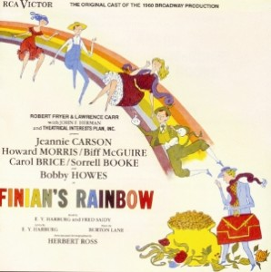 Finian's Rainbow – 1960 Broadway Cast Recording
