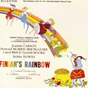 Finian's Rainbow – 1960 Broadway Cast Recording