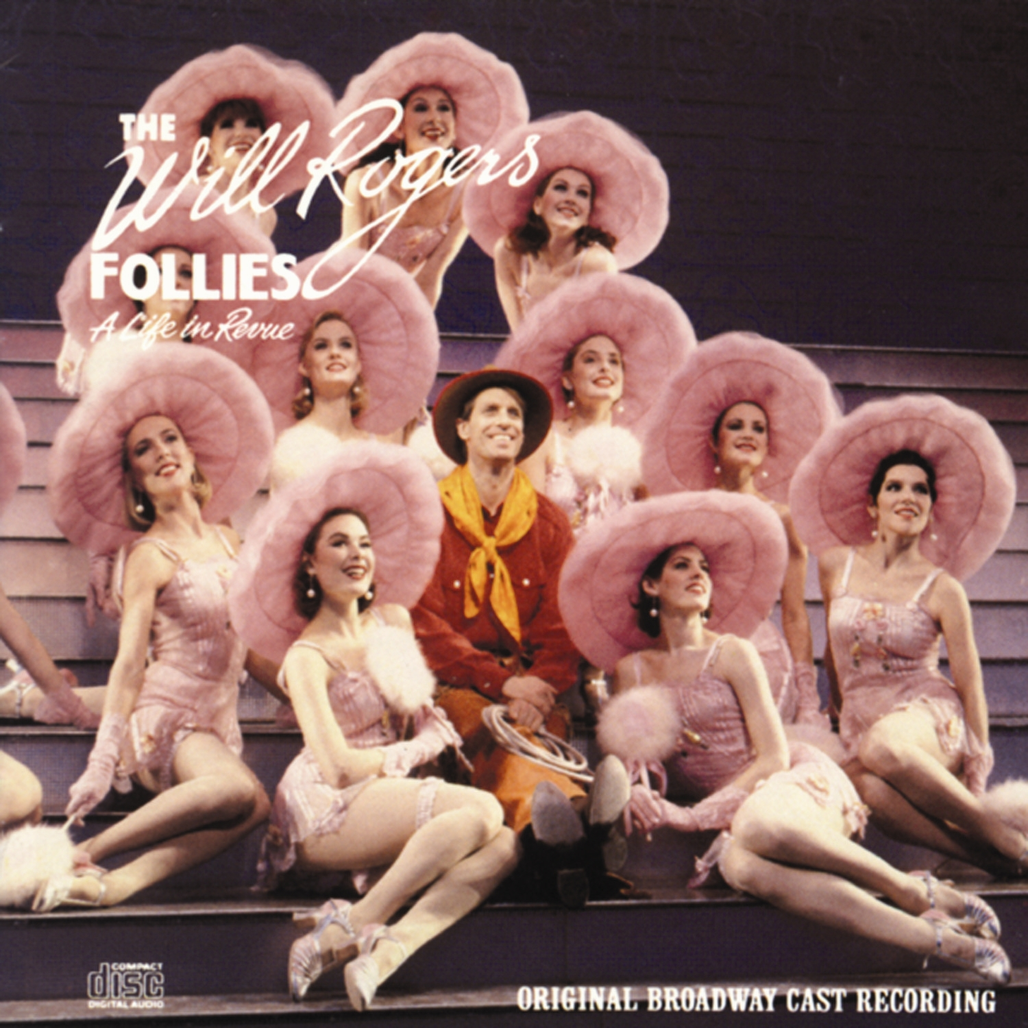 The Will Rogers Follies – Original Broadway Cast Recording 1991
