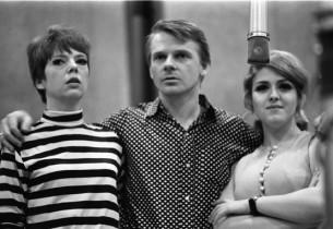 Betty Ann Grove, Jerry Dodge, and Bernadette Peters (Photo:Don Hunstein)