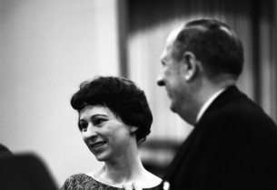 Alice Ghostley and Paul Ford