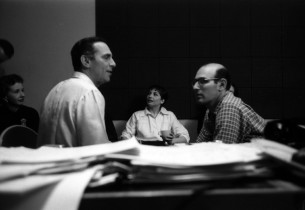 Goddard Lieberson, Zizi Jeanmaire, unidentified