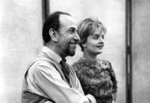 José Ferrer and Florence Henderson
