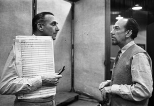 Goddard Lieberson and José Ferrer
