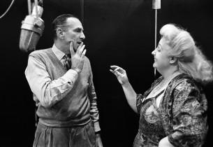 Goddard Lieberson and Tessie O'Shea