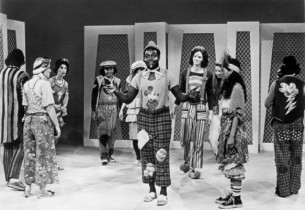 Original Godspell Cast on The Today Show: Robin Lamont, Peggy Gordon, Gilmer McC