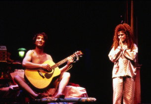 Martin Short and Bernadette Peters