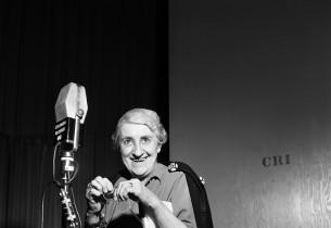 Ethel Griffies (Photo: Don Hunstein)