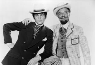 Daniel Massey and Alfred Drake