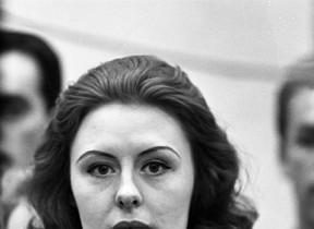 Barbara Lang (Photo: Don Hunstein)
